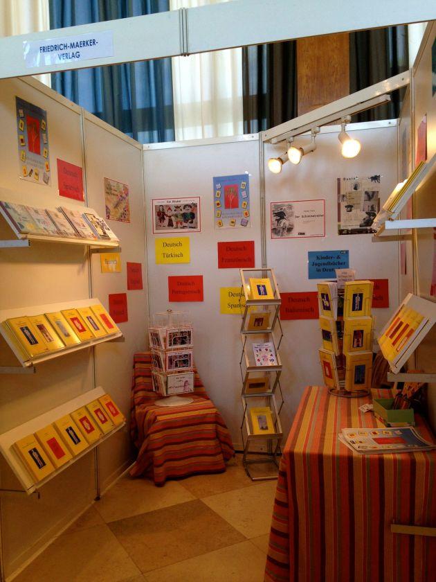 15. Kinder- und Jugendbuchmesse Saarbrücken