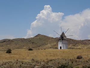 die Windmühlen vom Quijote © D.S. Felix 2015