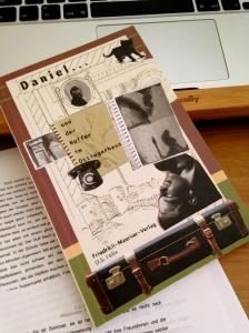 Dorothea S. Felix: Ein Roman für Jungen