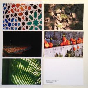Andalusische Impressionen Foto-Post-Karten bei DaWanda von Dorothea Schönfeld